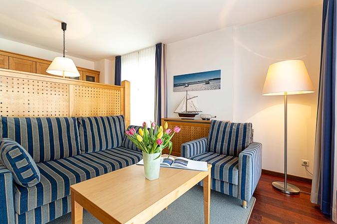 appartement 39 39 nixe 39 39 in der villa helene komfort. Black Bedroom Furniture Sets. Home Design Ideas
