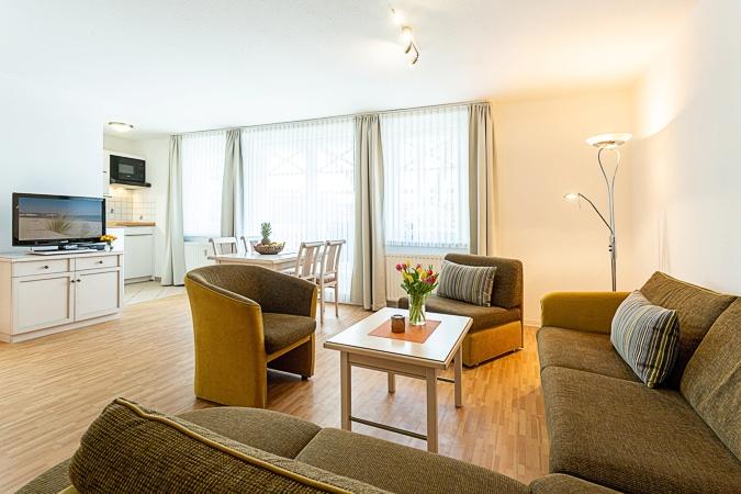 appartement nr 20 im haus strandburg im ostseebad binz auf r gen. Black Bedroom Furniture Sets. Home Design Ideas