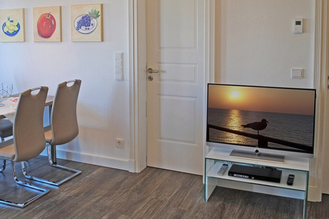 Villa Poseidon, Appartement 20 - TV