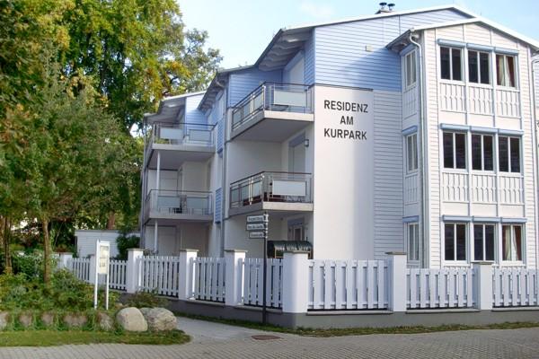 39 39 residenz am kurpark 39 39 komfort appartements im ostseebad binz auf r gen. Black Bedroom Furniture Sets. Home Design Ideas