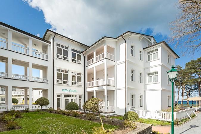 appartementvermietung binz appartement in der villa 39 39 seeadler 39 39 direkt an der binzer. Black Bedroom Furniture Sets. Home Design Ideas